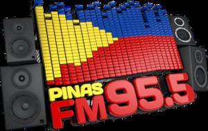 DWDM-FM - Image: Pinas FM