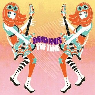Pop Tune - Image: Pop Tune Shonen Knife