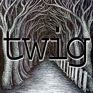 "The Nervous Return - ""twig"" poster"