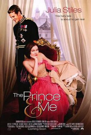 The Prince and Me - Theatrical release poster