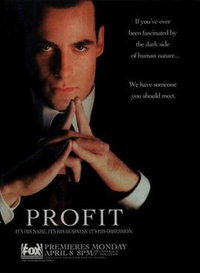 Picture of a TV show: Profit