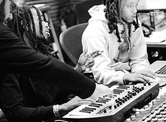 DJ Durel - Image: Quavo and DJ Durel