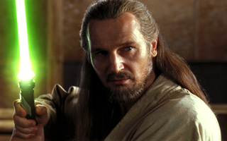 Qui-Gon Jinn character in Star Wars