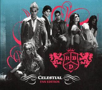 Celestial (RBD album) - Image: RBD Celestial Edicion Especial