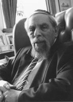 Louis Jacobs - Rabbi Dr. Louis Jacobs
