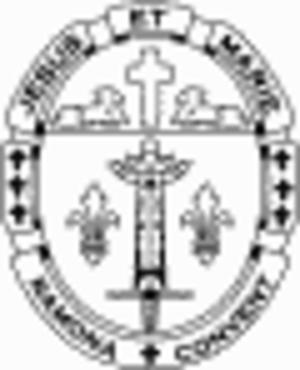 Ramona Convent Secondary School - Image: Ramona convent seal