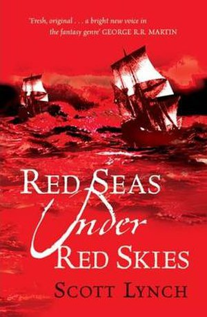 Red Seas under Red Skies Book Cover