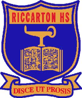 Riccarton High School