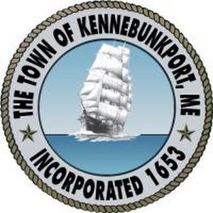 Kennebunkport, Maine - Image: Seal of Kennebunkport, Maine