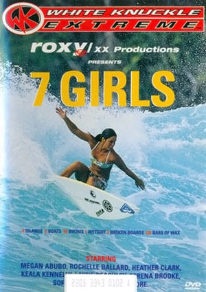 7 Girls - DVD jacket