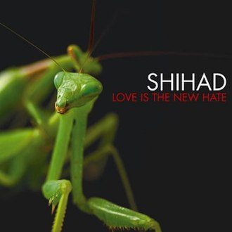 Love Is the New Hate - Image: Shihad litnh