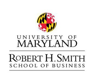 Robert H. Smith School of Business business school at the University of Maryland