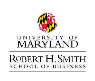 Robert H. Smith School of Business - Image: Smith School Logo