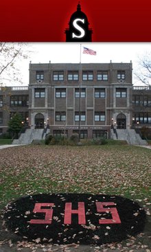 Springfield-High-Logo-and-School.png