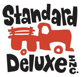 """Standard Deluxe Design and silkscreen print shop located in Waverly, Alabama that sponsors live music festival called Waverly """"Old 280"""" Boogie."""