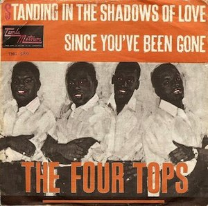 Standing in the Shadows of Love - Image: Standing in the Shadows of Love cover