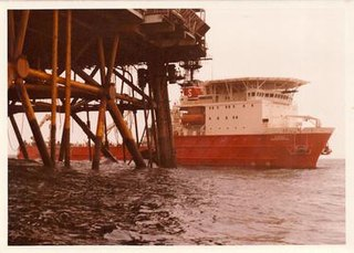 <i>Stena Seaspread</i> diving accident Saturation diving bell incident with successful rescue in the North Sea in 1981