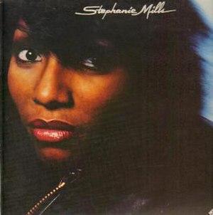 Stephanie (album) - Image: Stephanie mills stephanie