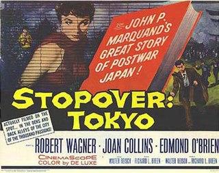 <i>Stopover Tokyo</i> 1957 film by Richard L. Breen