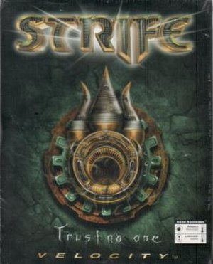 Strife (1996 video game)