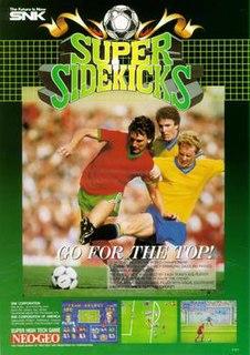 <i>Super Sidekicks</i> (video game) 1992 video game