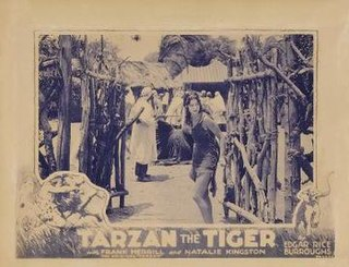<i>Tarzan the Tiger</i> 1929 film