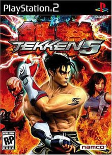 Tekken 5 Wikipedia