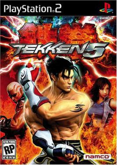 Picture of a game: Tekken 5