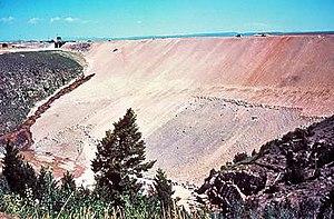 Teton Dam - Image: Teton Dam Sequence 00