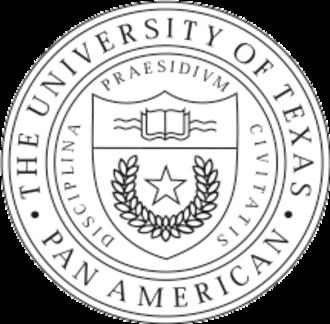 University of Texas–Pan American - Image: Texas–Pan American seal