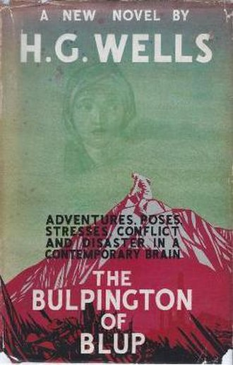 The Bulpington of Blup - First edition