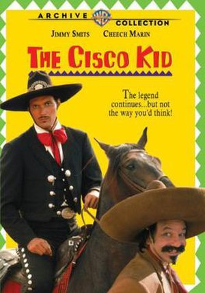 The Cisco Kid (1994 film) - Image: The Cisco Kid 1994
