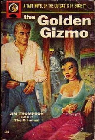 The Golden Gizmo - Cover of the first edition