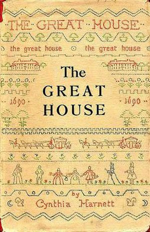 The Great House (novel) - First edition (publ. Methuen)