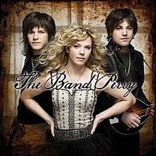 The Band Perry –The Band Perry (album).jpg