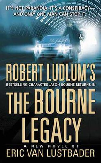 The Bourne Legacy (novel) - Image: The Bourne Legacy