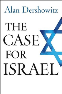 book by Alan Dershowitz