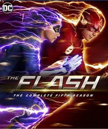 View The Flash - Season 5 (2018) TV Series poster on Ganool