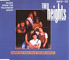 The Heights — How Do You Talk to an Angel (studio acapella)