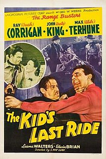 <i>The Kids Last Ride</i> 1941 film by S. Roy Luby