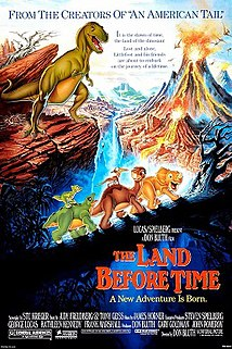 <i>The Land Before Time</i> (film) 1988 animated adventure film directed by Don Bluth