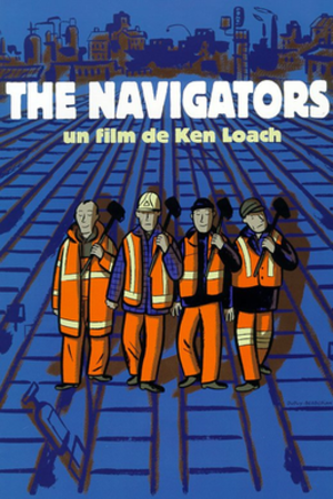 The Navigators (film) - French DVD cover