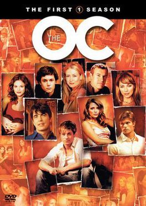 The O.C. (season 1) - DVD cover