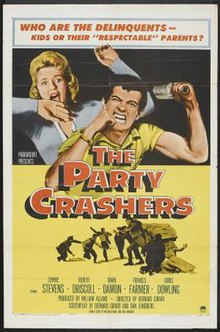 The Party Crashers poster.jpg