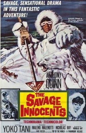 The Savage Innocents - Image: The Savage Innocents
