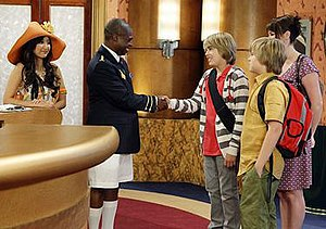 The Suite Life Sets Sail , Wikipedia