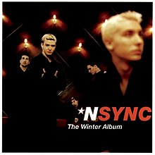 compilation album by nsync - Nsync Christmas Album