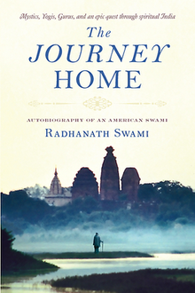 220px The journey home%2C autobiography of an american swami%2C radhanath swami