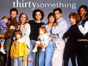 Thirtysomething - Main cast