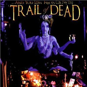 Madonna (...And You Will Know Us by the Trail of Dead album) - Image: Trail of Dead Madonna